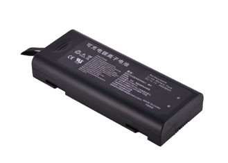 Mindray T5 Için 11.1 V 4500 mAh Li-Ion Pil T6 T8 Monitör VS-900 Accutorr 7